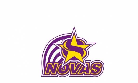 Supernovas Hockey Logo Design