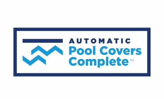 Automatic Pool Covers Complete Logo Design