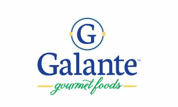 Galante Gourmet Foods Logo Design