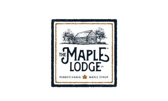 Maple Lodge Logo Design