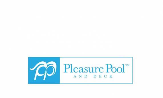 Pleasure Pools Logo Design