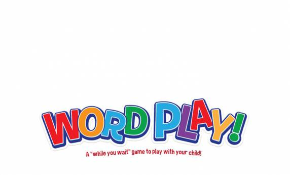 Word Play Logo Design