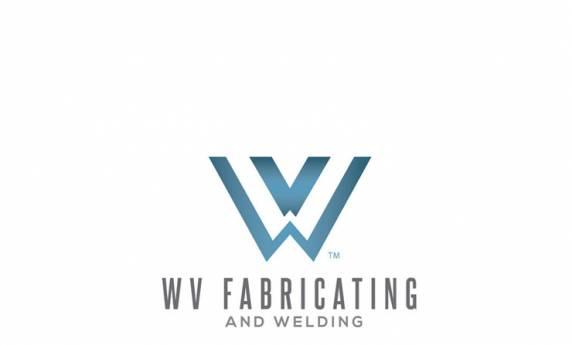 WV Fabricating Welding Logo Design