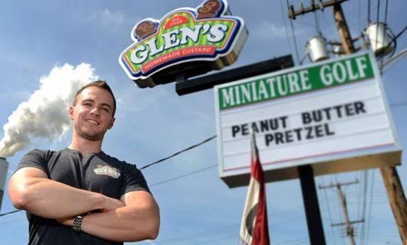 Glens Custard