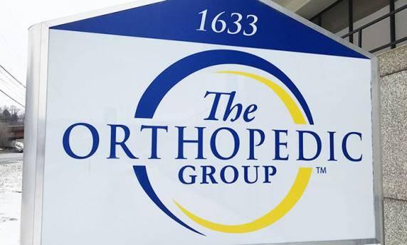 Orthoped Group Signage