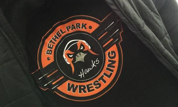 Bethel Park Wrestling Tshirt