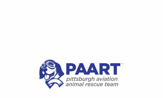 PAART Aviation Animal Rscue Logo Design
