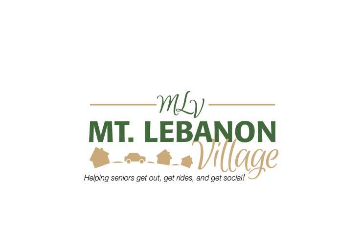 mt lebanon village logo design ocreations a pittsburgh design