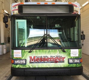 pittsburgh-environmental-graphics-South-Hills-Mon-Valley-Messenger-bus-wrap-front