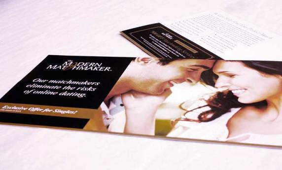 Modern Matchmaker Direct Mail