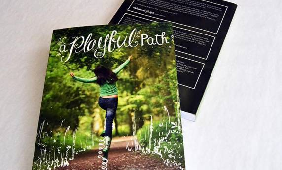 A Playful Path Publication Design