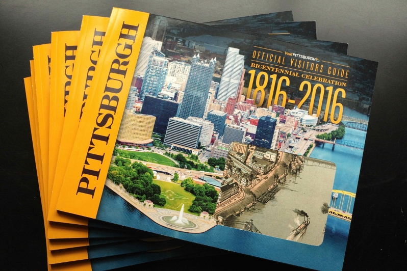 Visit Pittsburgh's 2016 Official Visitors Guide