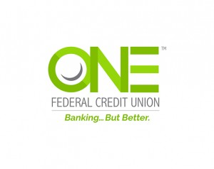 Pittsburgh branding logos ONE Federal Credit Union