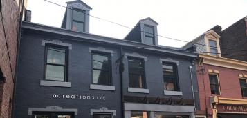 OCREATIONS HAS A NEW HISTORIC LOCATION