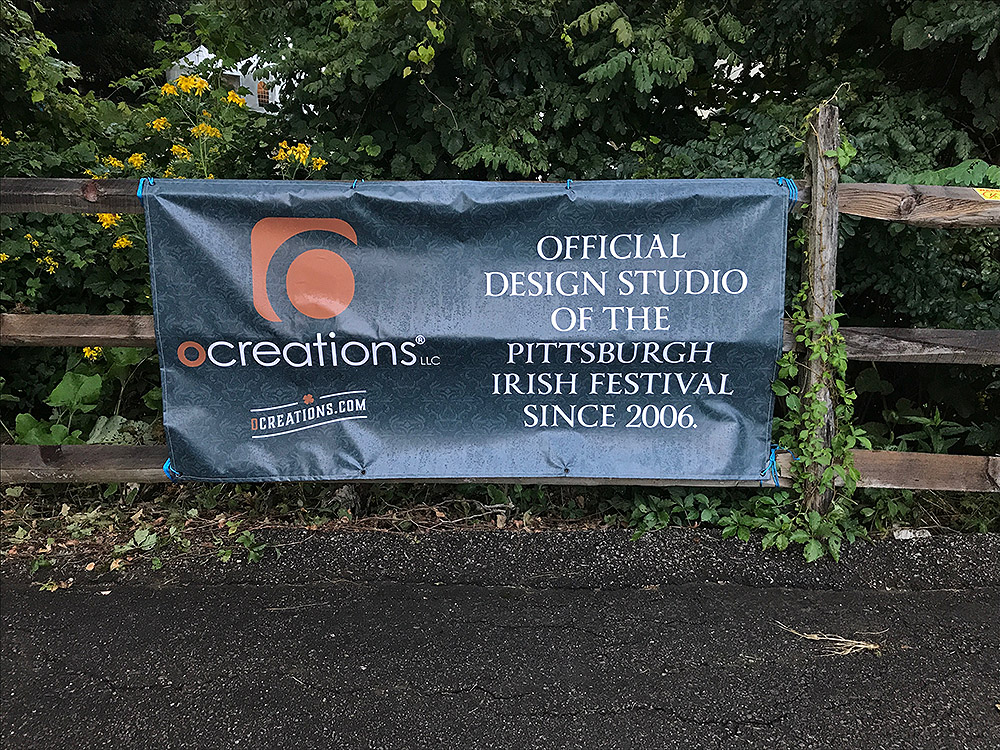pittsburgh-Irish-festival-ocreations-banner-design