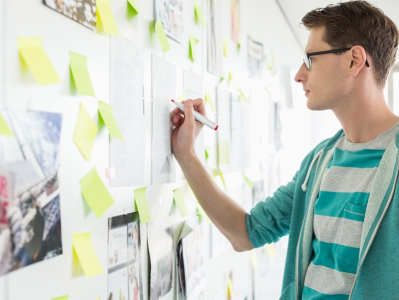 6 Qualities of a Great Graphic Designer