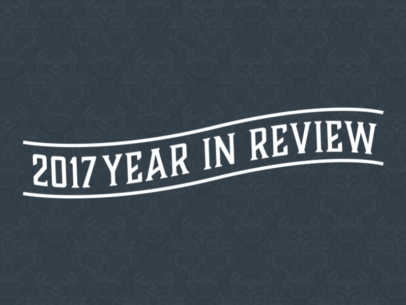 OCREATIONS YEAR IN REVIEW: A REFLECTION ON 2017