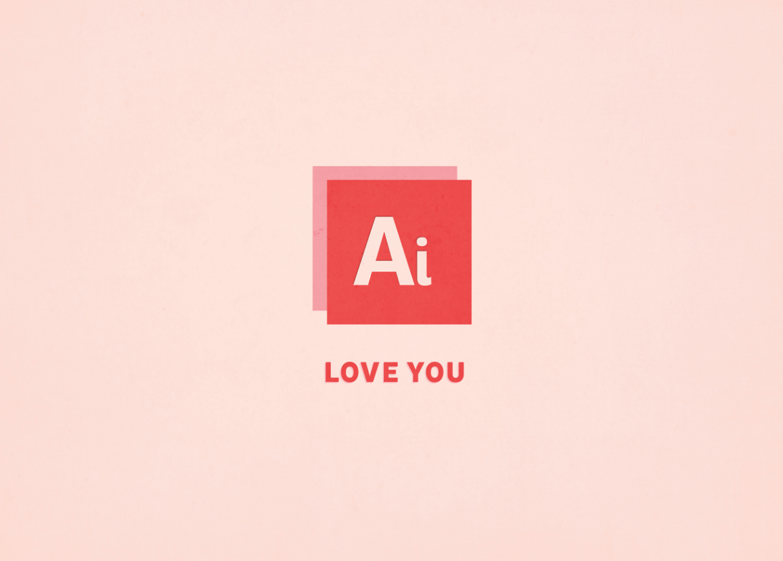 Valentines for the Graphic Designer in Your Life