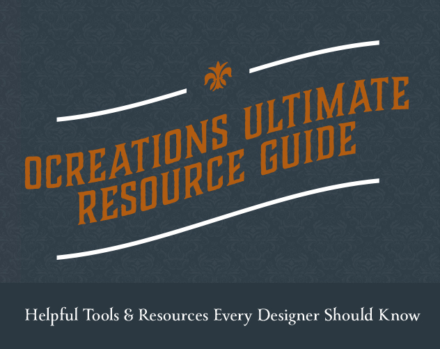 The Ultimate Resource Guide for Designers