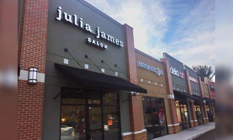 Julia James Storefront