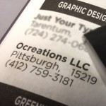 ocreations Better Business Bureau BBB accredited Business Directory listing Pittsburgh