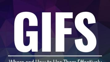 GIFS – Where and How to Use Them Effectively in Marketing and Advertising