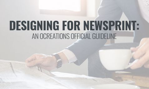 NEWSPRINT DESIGN GUIDELINES